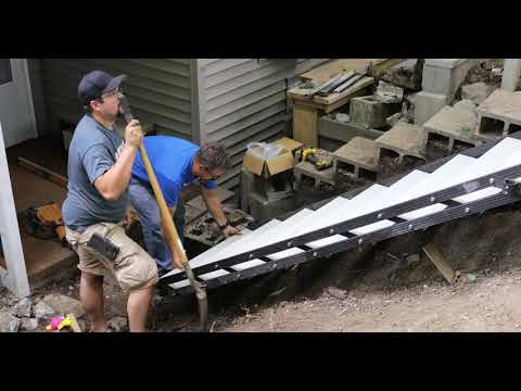 Hewitt All-Terrain Staircase System Assembly