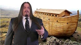 Vannflommen og Noas ark