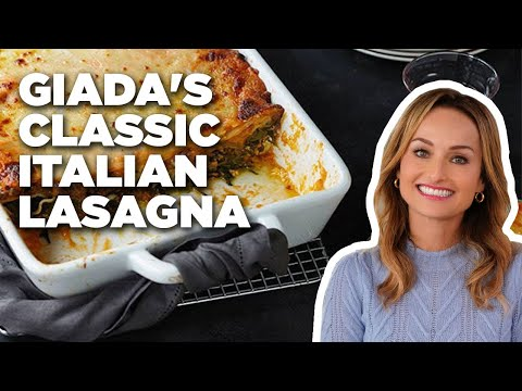 How to Make Giada's Classic Italian Lasagna | Food Network