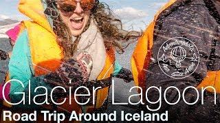 IS THAT THE GLACIER LAGOON? | Jökulsárlón - Iceland Road Trip |  Season 1 Episode 7