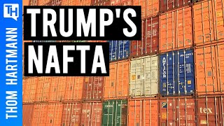 The Epic Battle over Trump's NAFTA Renegotiation (w/ Lori Wallach)
