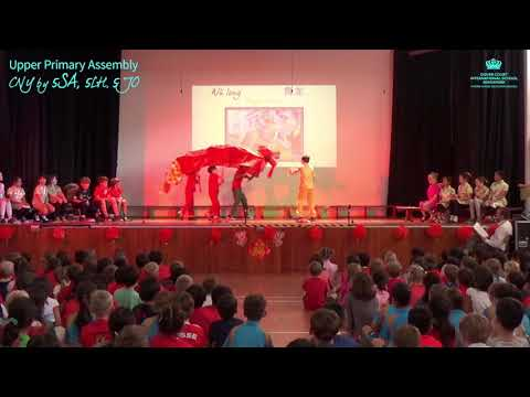 Upper Primary Assembly: CNY by 5SA, 5LH and 5JO