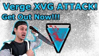 Verge $XVG Under Attack | EOS Dawn 3.0 | Stellar $XLM FairX? | NEO and China 💚