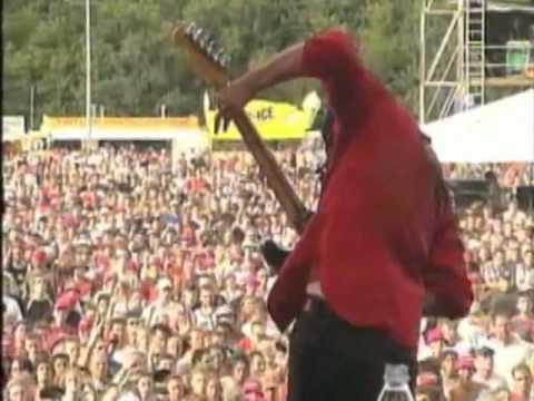 Audioslave - Cochise (Live Pinkpop 2003)