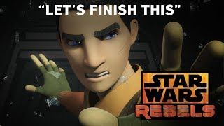 Star Wars Rebels Preview: Series Finale