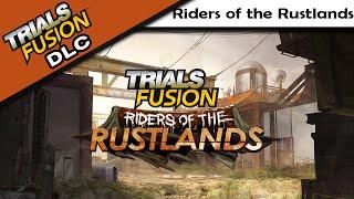 Trials Fusion - Riders of the Rustlands (DLC #1)
