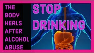 Our Bodies Heal | Recovery | Sobriety | Addiction and Alcoholism | Stop Drinking