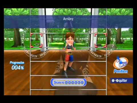 Mon Coach Personnel : Mon Programme Cardio-Training Wii
