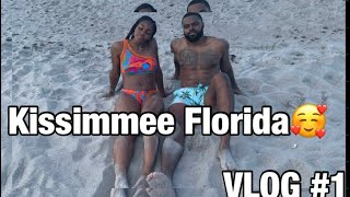 OUR FIRST VLOG TO KISSIMMEE FLORIDA!