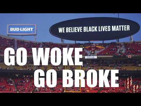 NFL RATINGS DOWN 16.1% COMPARED TO LAST YEAR, GO WOKE GO BROKE