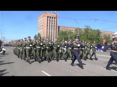 47-й смотр-конкурс «Песня в солдатском строю»