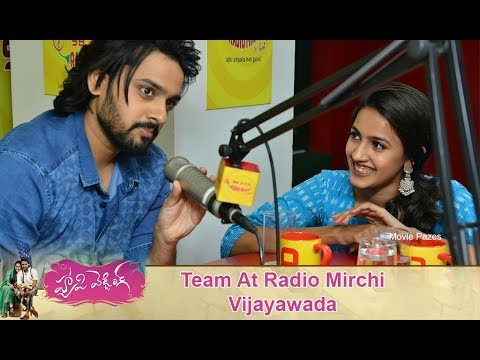 Happy Wedding Team At Radio Mirchi