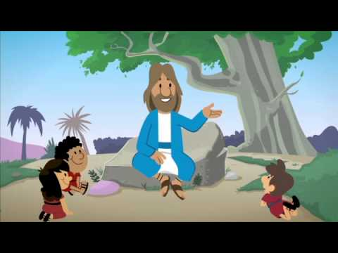 Buck Denver Asks Whats in the Bible? Vol 10: Jesus Is The Good News DVD movie- trailer