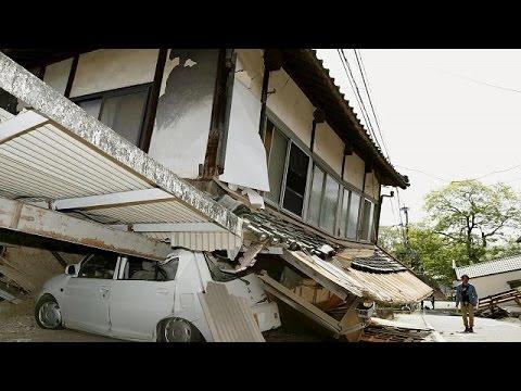Ιαπωνία – Σεισμός: Εντατικές προσπάθειες για την αναζήτηση επιζώντων