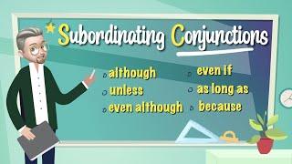 ESL - Subordinating Conjunctions