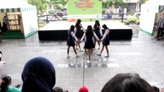 160320 AGATE Cover GFriend (여자친구) - Glass Bead + Me Gustas Tu + Rough At Lippo Plaza Mall