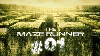 The Maze Runner (IOS, Android) Movie Game Gameplay Walkthrough Part 1