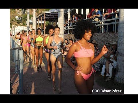 Nicaragua Diseña Resort 2021 con un cierre espectacular en moda sostenible