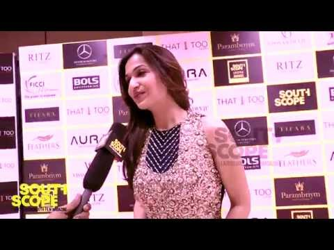 Soundarya Rajinikanth on being featured on the cover of Ritz's upcoming edition