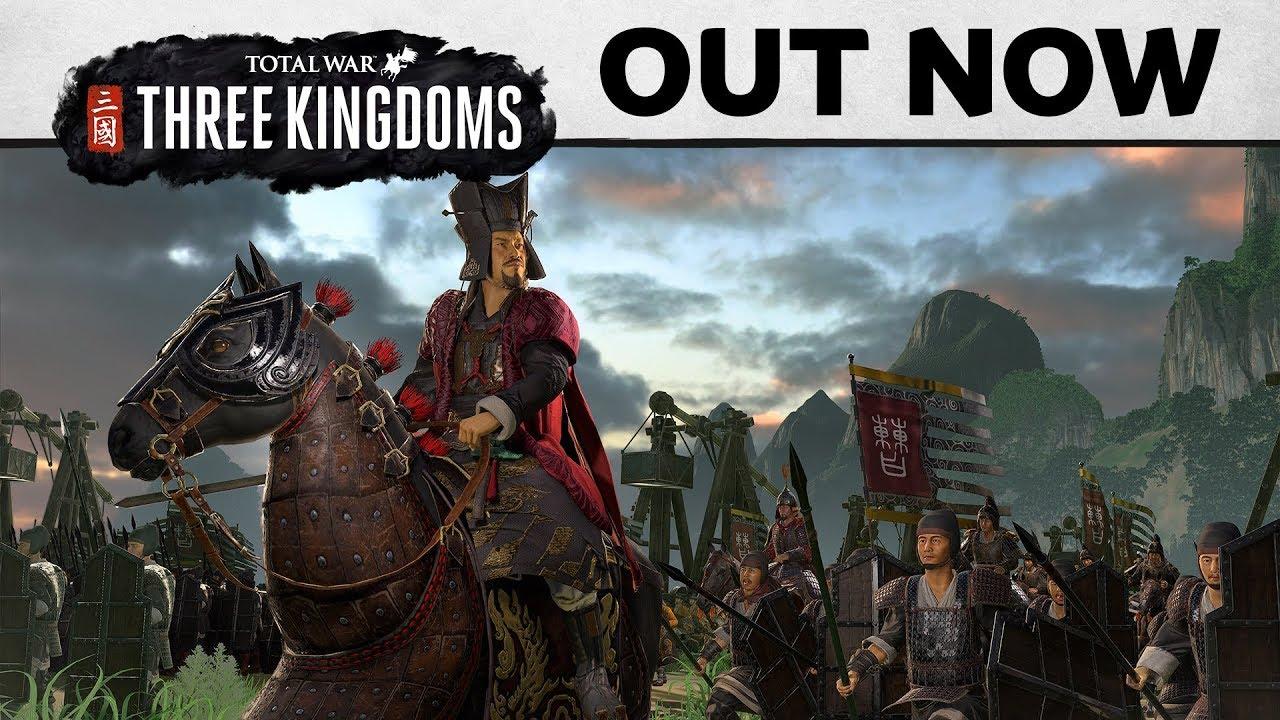Total War: Three Kingdoms - Forge Your Legend