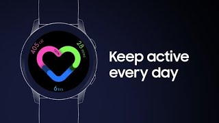 Galaxy Watch Active: How to set and track your Daily Activity thumbnail