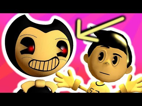 If BENDY and the INK MACHINE was Realistic (ANIMATION)