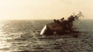 National Geographic - Секунды до катастрофы. Гибель эсминца «Coventry»