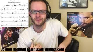 Jordan Hoffman Takes The Trumpet Gains Challenge 'Gonna Fly Now'