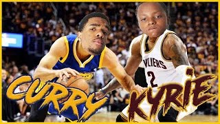 WHO'S BETTER? CURRY OR KYRIE?! - NBA 2K16 Head to Head Blacktop Gameplay