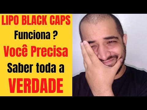 Lipo Black Caps Emagrece de Verdade? Lipo Black Caps Funciona? Lipo Black Caps Vale a Pena?