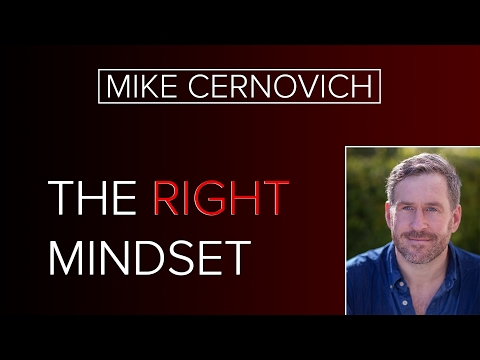 The Right Mindset w/Mike Cernovich - 2/13/2017