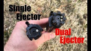 Range Test - Dual vs Single Ejector