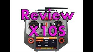 FrSky X10   FrOS & OpenTX! Review Part 2 - Software    NJ Tech