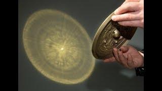 Свойства волшебных зеркал остаются загадкой 4 тыс. лет.  2 часть.