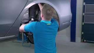 Instrucțiuni instalare pentru suspensia pneumatică BILSTEIN B4 - Audi A8
