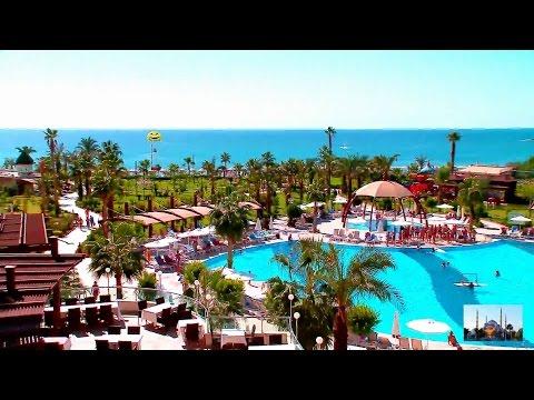 Прекрасная Анталия, лучшие курорты Турции