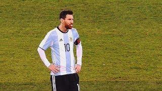 20 Times Messi Saved Argentina Alone ►The Savior [ Messiah ]