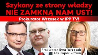 Prokurator Wrzosek: szykanowanie nas to próba spacyfikowania środowiska prokuratorów!