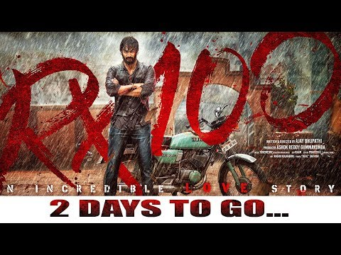 RX 100 (2019) | New Released Hindi Dubbed Movies 2019 | Kartikeya,Payal Rajput | 2 Days To Go