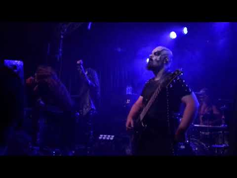 Carach Angren  live @ audio Glasgow 4/7/19