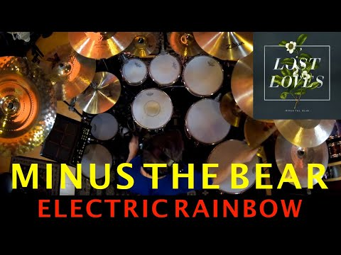 Minus The Bear - Electric Rainbow (DRUM COVER)