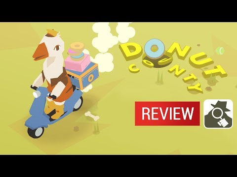 DONUT COUNTY | AppSpy Review