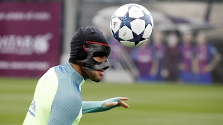 FC Barcelona training session: Recovery session after big win at Alavés