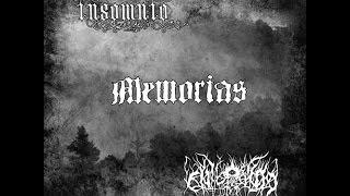 """INSOMNIO & ANTü FUCHA - 2011 """"Memorias"""" (FULL SPLIT) METALLICOSICK"""