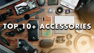 10+ Best SAMSUNG GALAXY NOTE 10 Accessories (that work for almost any phone and the Note 10 Plus)