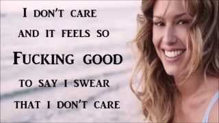 Cheryl - I don't care - Full Lyrics!