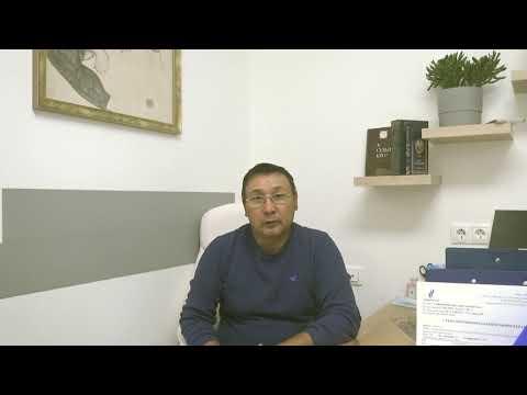Пациент из Казахстана благодарит врачей за лечение онкологического заболевания