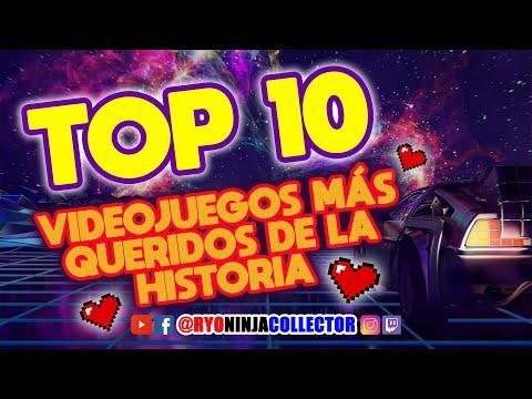 Top 10 Videojuegos Más Queridos De La Historia