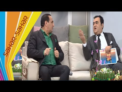 Manafla aparici arasinda qalmaqal - Seher-seher - 15.03.18 - Anons - ARB TV