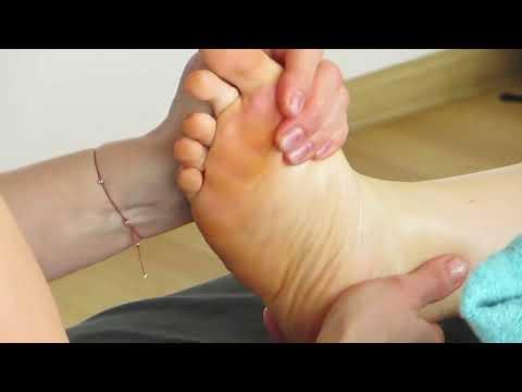Hipertenzija masažo metodais